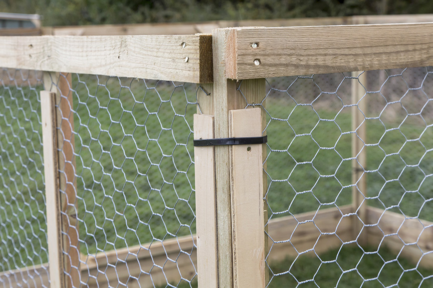 Pens Sections | Game Rearing Sheds and Dog Kennels