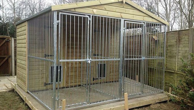 Dog Kennel For Sale Used
